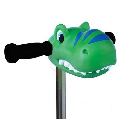 Cabeza MICRO Dino verde