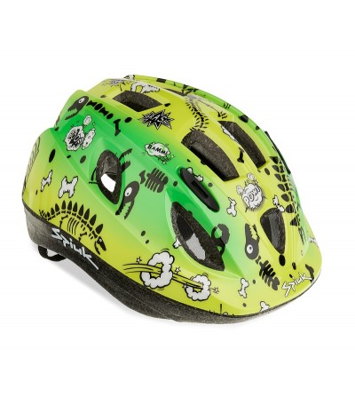 Casco SPIUK SKELETON