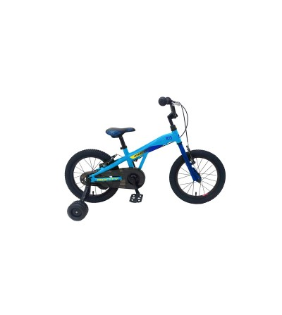 "Bicicleta MONTY 103 16"" azul"