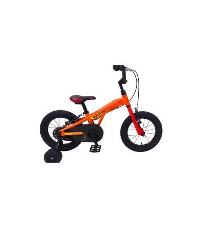 """Bicicleta MONTY 102 14""""..."""