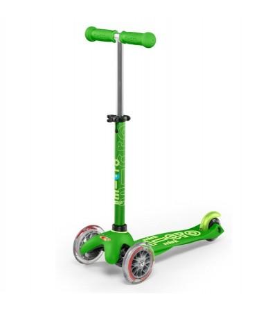 MINI MICRO 3EN1 Deluxe verde