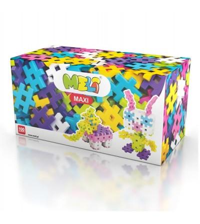 MELI Maxi PINK 100pcs