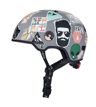 Casco MICRO Sticker