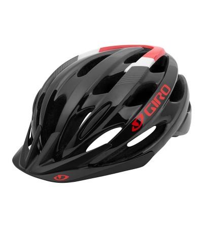Casco Giro Revel negro/rojo