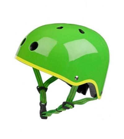 Casco MICRO Verde