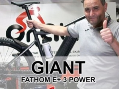GIANT FATHOM E+ 3 POWER