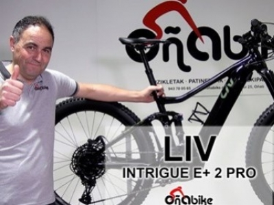 GIANT LIV INTRIGUE E+ Pro (2020)